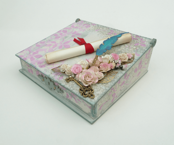 Notelet/Writing Box